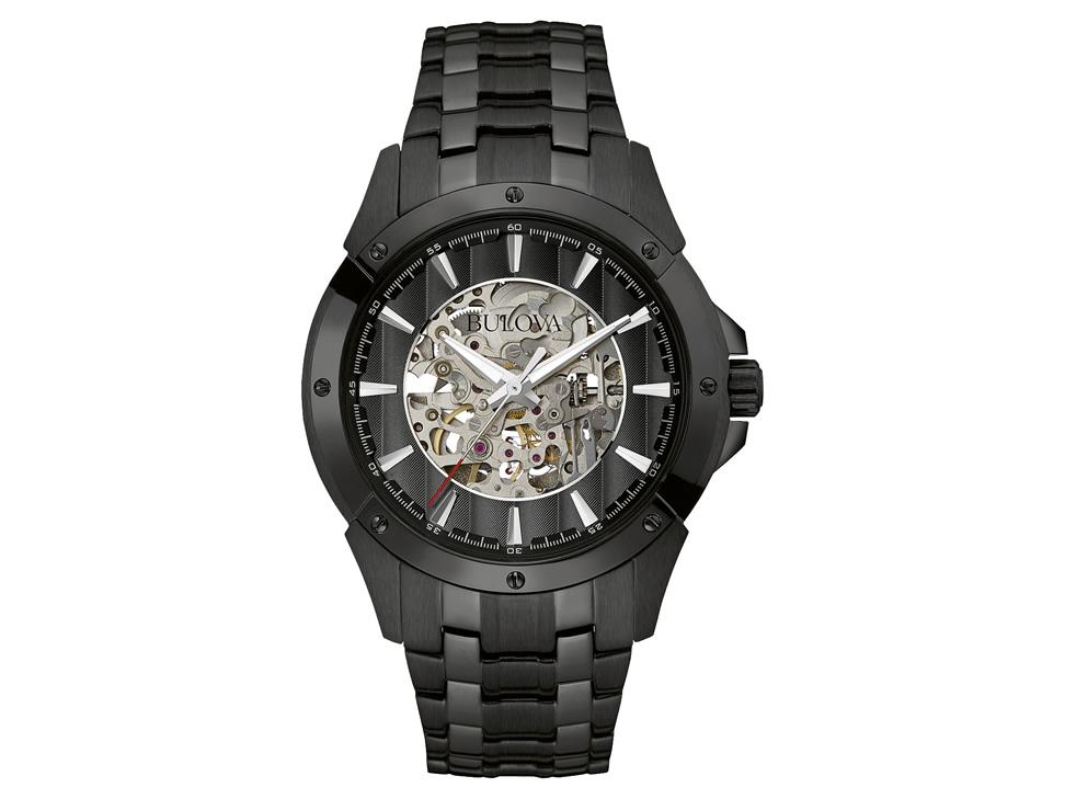 Reloj Mecánicos para Caballero Bulova Liverpool es parte a30a8de17a4e