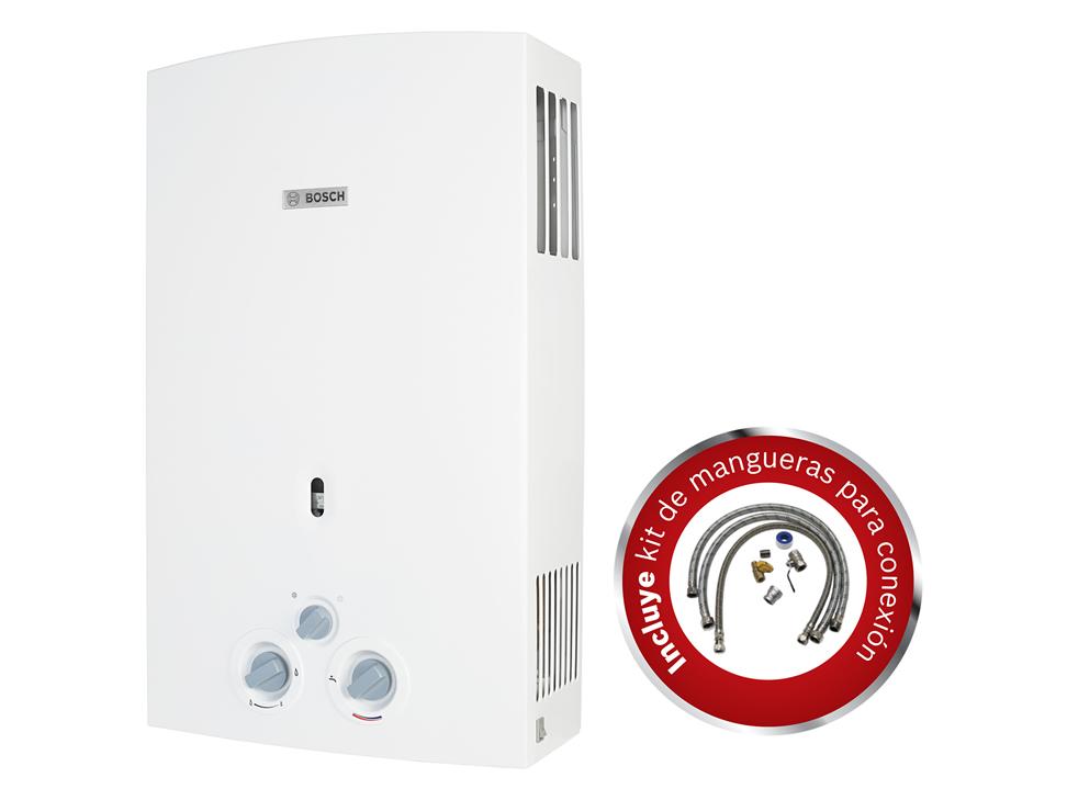 Calentador bosch confort ii 6 precio airea condicionado for Precio de regaderas
